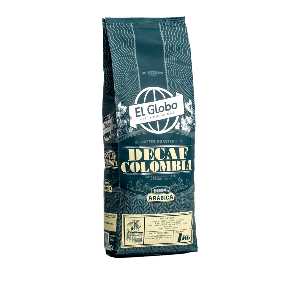 Decaf Colombia 100% Arábica