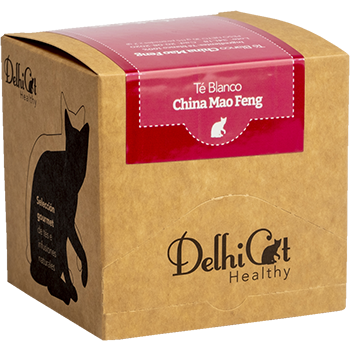 DelhiCat Healthy blanco China Mao Feng