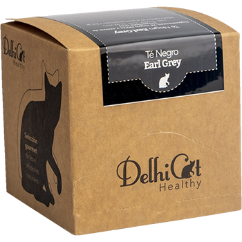 DelhiCat Healthy negro Early Grey