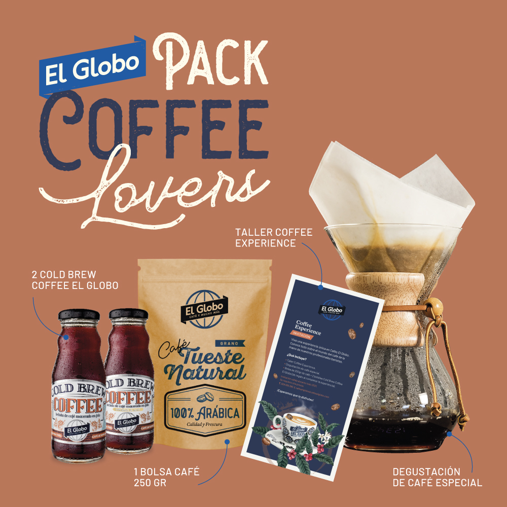 Pack Coffee Lovers